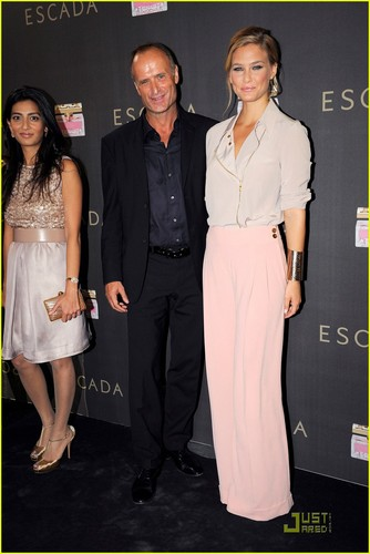 Bar Refaeli: 'Especially Escada' Launch in Barcelona!