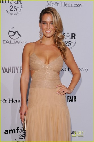 Bar Refaeli: amfAR Milano Event Chair!