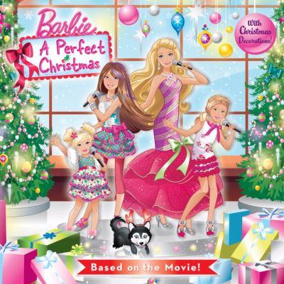Barbie A Perfect Krismas - Another book cover