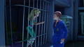 barbie talks to Ken in jail