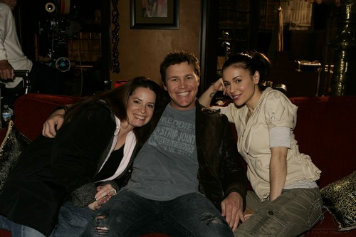Behind the Scenes of 'Forever Charmed'