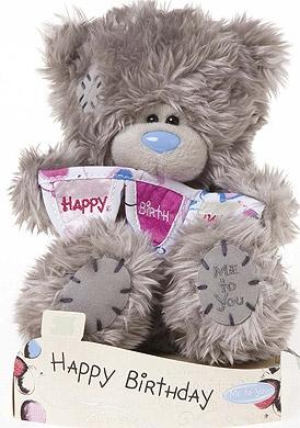 Birthday Teddy For Cass <3
