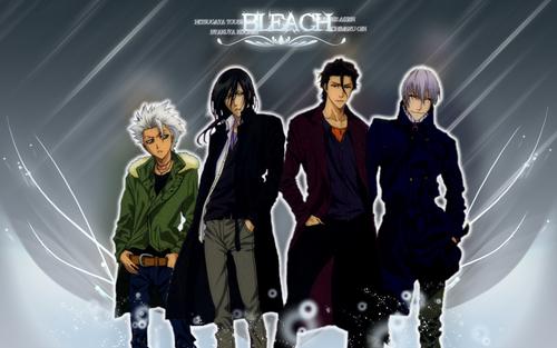 Bleach Guys ♥