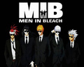 Bleach Guys   - bleach-anime wallpaper