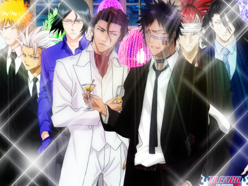 Bleach Guys ♥