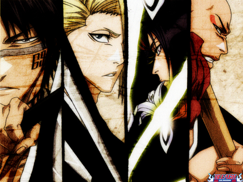 Bleach Guys ♥  - bleach-anime Wallpaper