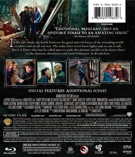 BluRay Cover front&Back