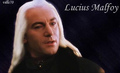 Blue eye's - lucius-malfoy fan art
