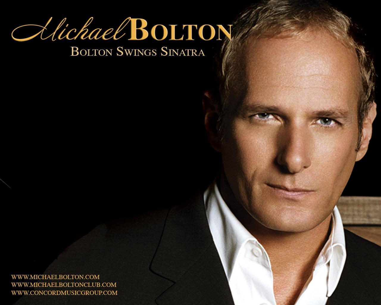 Bolton Swings Sinatra - Michael Bolton Wallpaper (25542708 ...