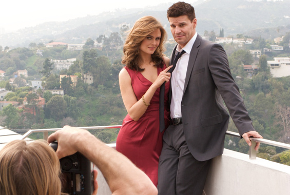 what episode do bones and booth get married
