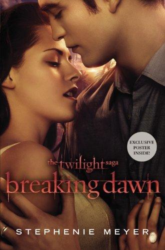 Breaking Dawn part 1 book cover
