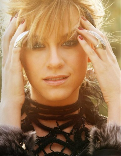Brit in May 2011 issue of Troix Magazine