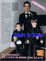 Buffon with his children - gianluigi-buffon photo