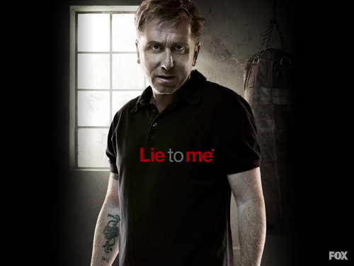 Lie to Me wallpaper called Cal