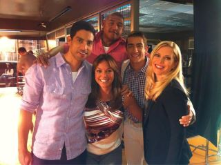 Cast of CSI - Scena del crimine Miami