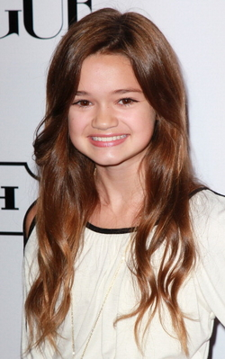 Ciara Bravo> Ninth Annual Teen Vogue Young Hollywood Party - ciara