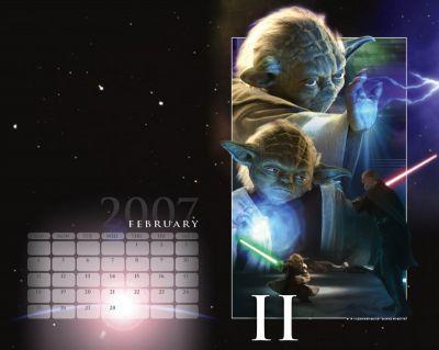 Complete Saga Calendar