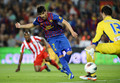 D. Villa (Barcelona - Atletico) - david-villa photo
