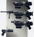 DC17_ZK_F190G6 Interchangable weapon sytem all attatchments - nazi-zombies photo