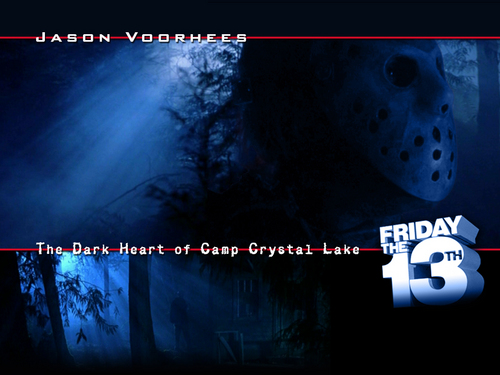 Dark hart-, hart of Crystal Lake