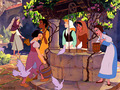 Disney Peasant Princesses - disney-princess photo