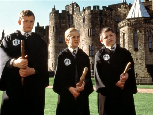Draco Malfoy fond d'écran