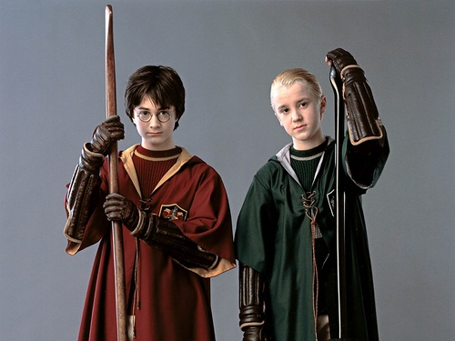 Draco Malfoy वॉलपेपर