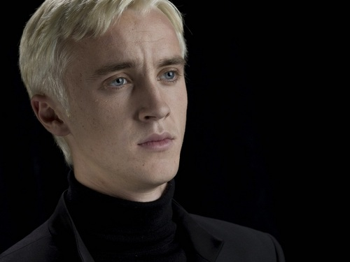 Draco Malfoy wallpaper probably containing a portrait titled Draco Malfoy Wallpaper
