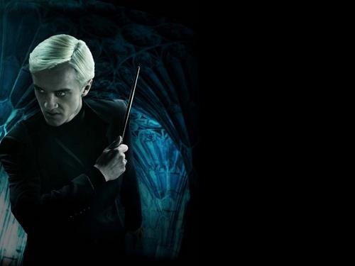 Draco Malfoy achtergrond