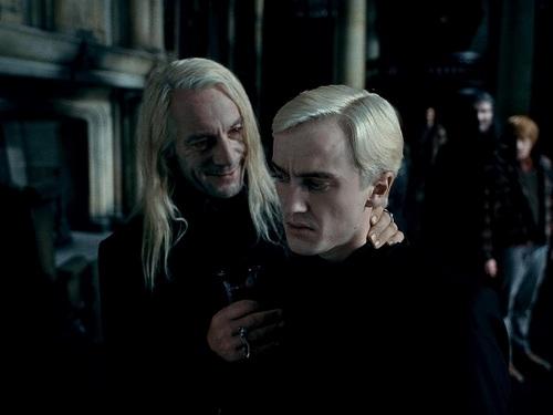 Draco Malfoy hình nền