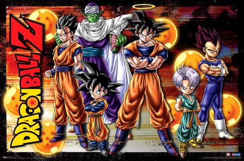 Dragon Ball Z achtergrond containing anime called Dragonball Z
