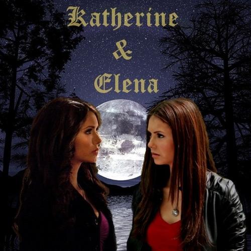 Elena & Katherine <3
