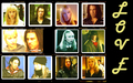 Eliot &amp; Parker - leverage wallpaper