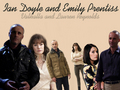 Emily Prentiss and Ian Doyle - emily-prentiss wallpaper