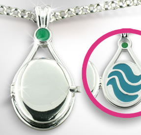 H2O Just Add Water 바탕화면 called Emma's Locket
