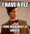 Fez! :D - doctor-who photo