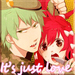 Flippy and Flaky anime icon - flippy-x-flaky icon
