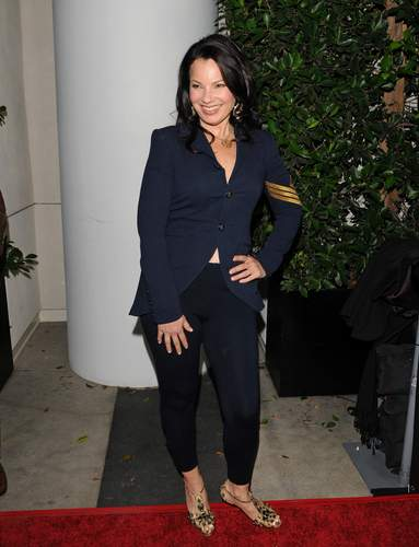 Фрэн Дрешер Обои containing a business suit and a well dressed person entitled Fran Drescher