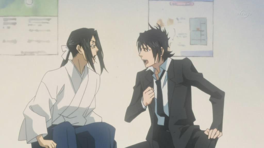 Fuuma & Tobari - Nabari no Ou Image (25591359) - Fanpop Nabari No Ou Tobari