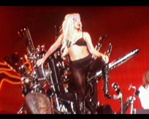 Gaga - Rehearsal & Soundcheck for iHeartRadio концерт