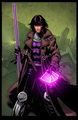 Gambit - x-men fan art