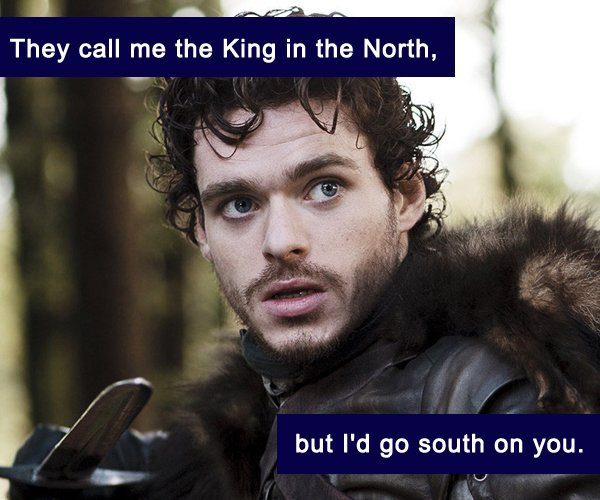 lines from game of thrones