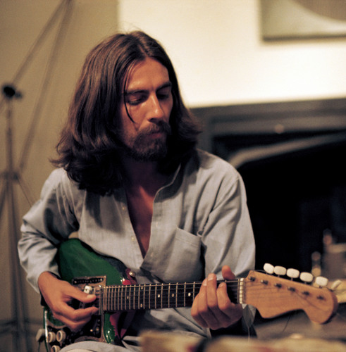 George Harrison: Living in the Material World -  4TH OCTOBER for ONE NIGHT ONLY - george-harrison Photo