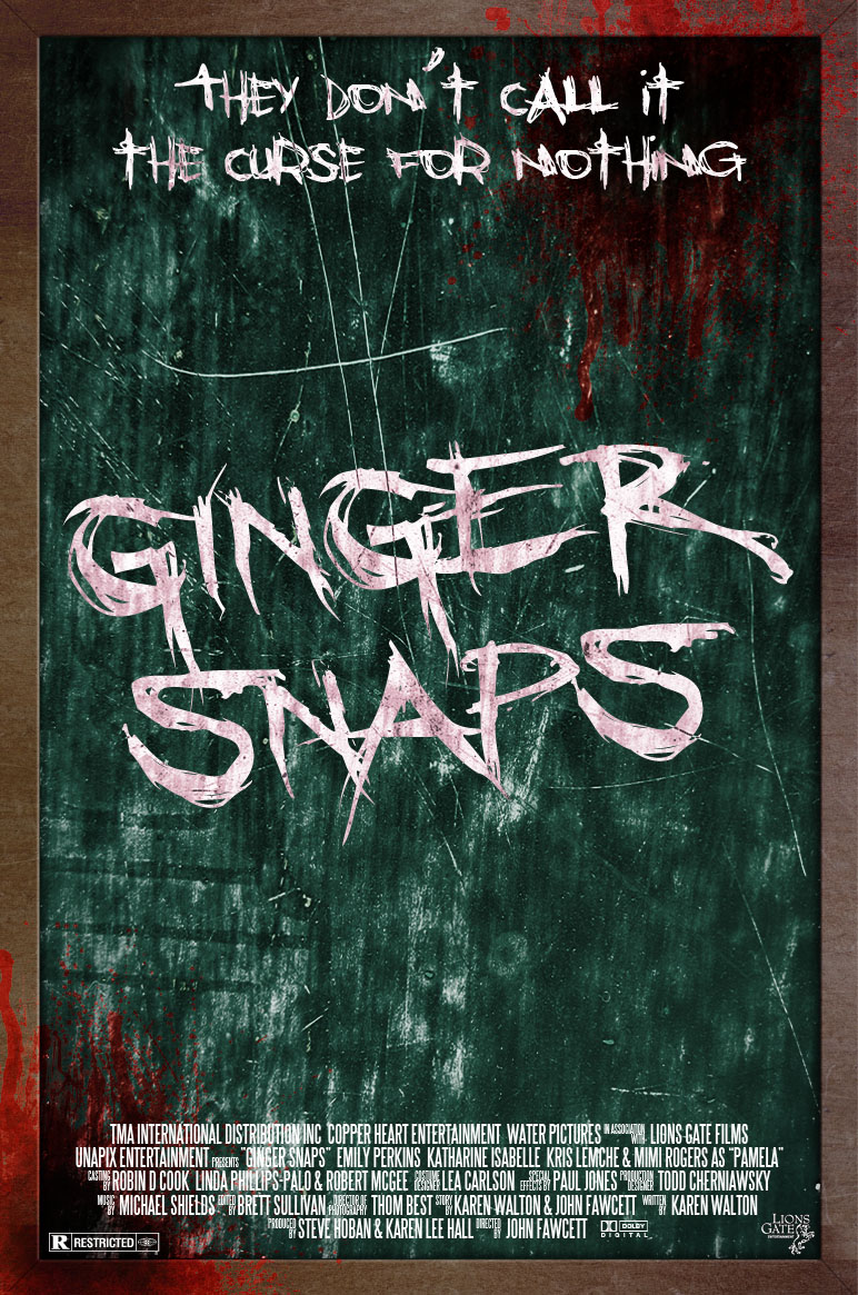 Ginger Snaps images Ginger Snaps HD wallpaper and ...