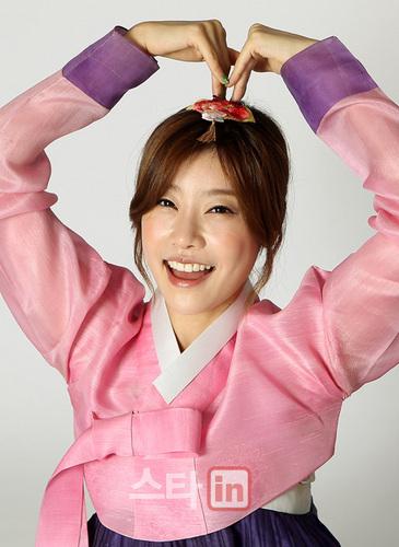 Girl&#39;s jour Hanbok cuties <3