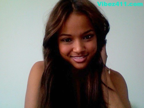 GirlFriend Chris Brown <3 - chris-brown Photo