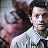 Castiel चित्र titled God!Cas [7x01]