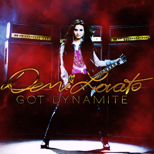 Got Dynamite (fan-made single cover)