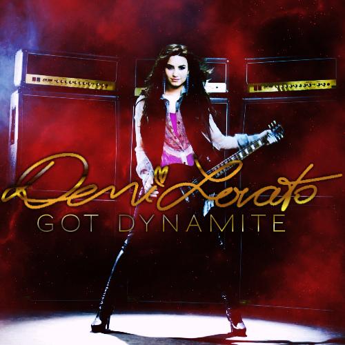 Got Dynamite (fan-made single cover)