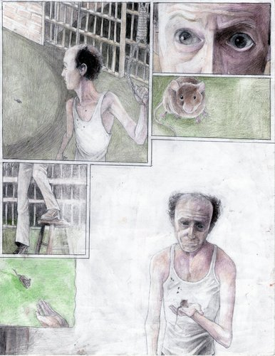 Green mile comic pg.2